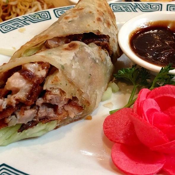 Duck Taco @ Koi Palace Restaurant
