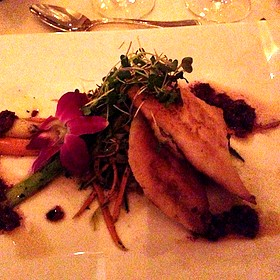 John Dory With Juliene Vegetable