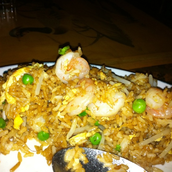 Shrimp Fried Rice @ Peking Gourmet