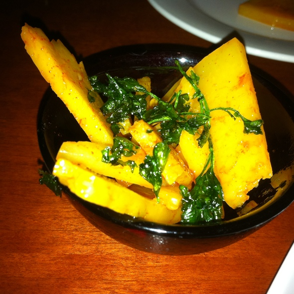Manchego Cheese Tapas @ Solera Restaurant