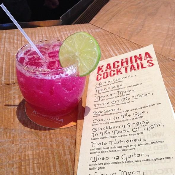 Margarita - Kachina Southwestern Grill, Westminster, CO