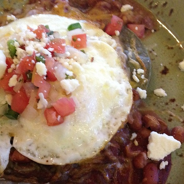 Huevos rancheros - Kachina Southwestern Grill, Westminster, CO