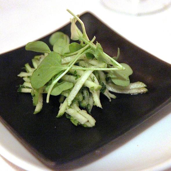 Apple Salad - Brookville Restaurant, Charlottesville, VA