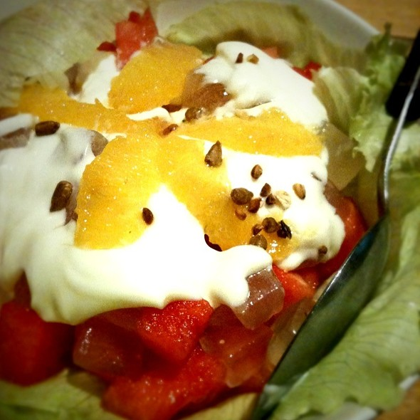 Salad Hutan
