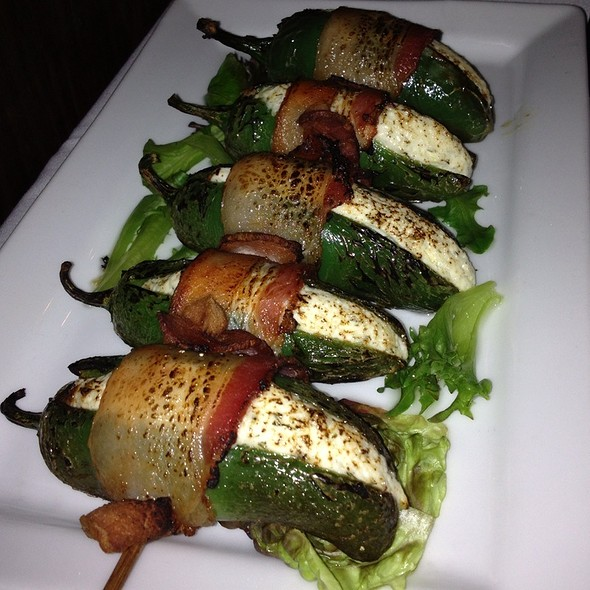 Stuffed Jalapenos - Hannah's off The Square, Denton, TX