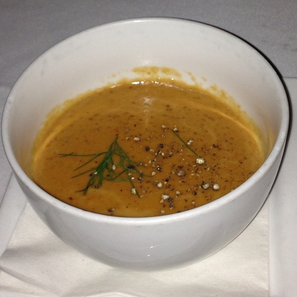 Lobster Bisque - Hannah's off The Square, Denton, TX