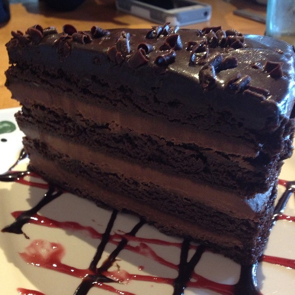 Olive Garden Triple Chocolate Mousse Cake Foodspotting