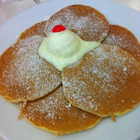 Butter Pancake @ Little Home @ Central Chaengwattana