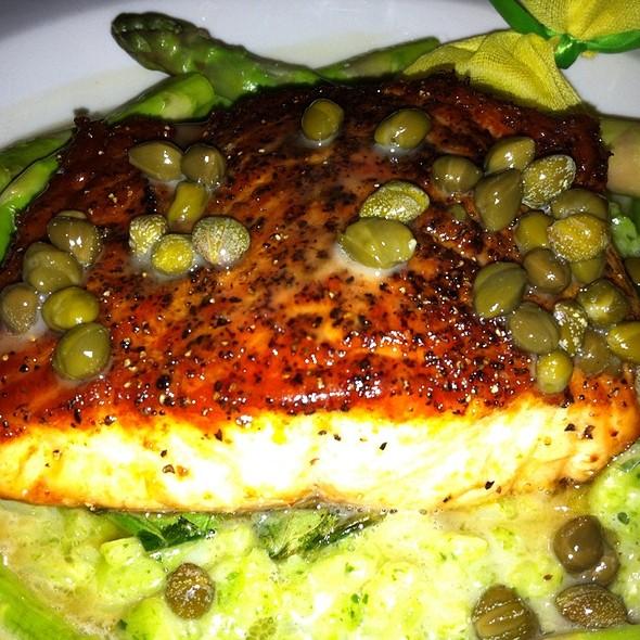 Salmon - The Elkridge Furnace Inn, Elkridge, MD