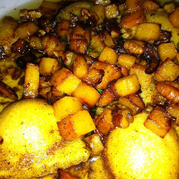 Vegetarian Ravioli - The Elkridge Furnace Inn, Elkridge, MD