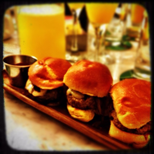 Beef Sliders @ Ripe @ Sous Chef 2 Go