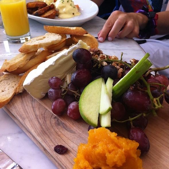 Cheese Table @ Morgans Restaurant