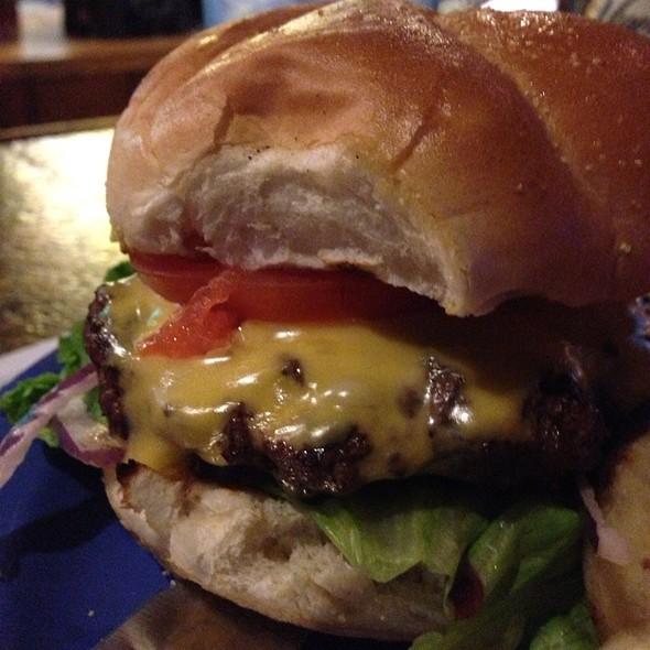 Elk Burger