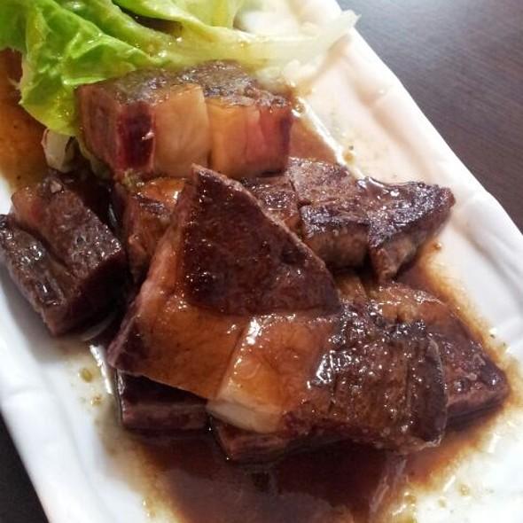Wagyu Sirloin Steak @ Japanise Kitchen Kazuki