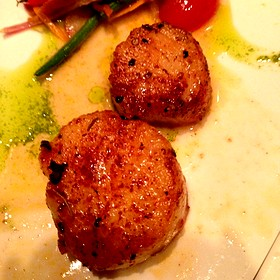 New Bedford Scallops - Fleming's Steakhouse - Orlando