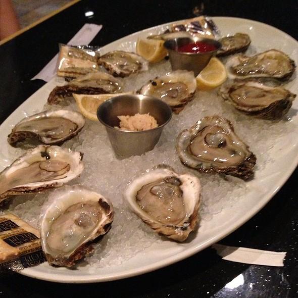 Gulf Oysters On The Half Shell - Best Shabu Shabu World Noodle+Pho, Orlando, FL