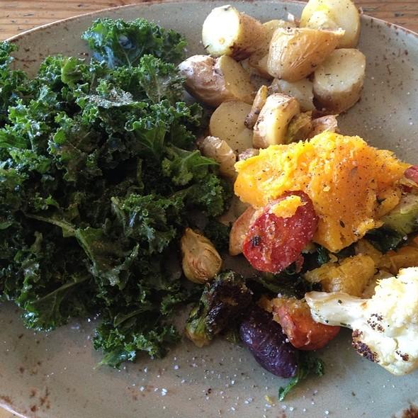 Oxnard Vegetables @ Tender Greens