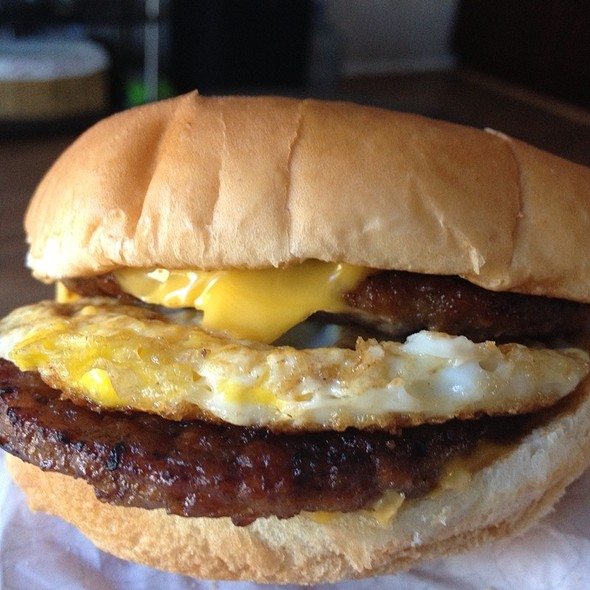 Extreme Sausage Sandwich