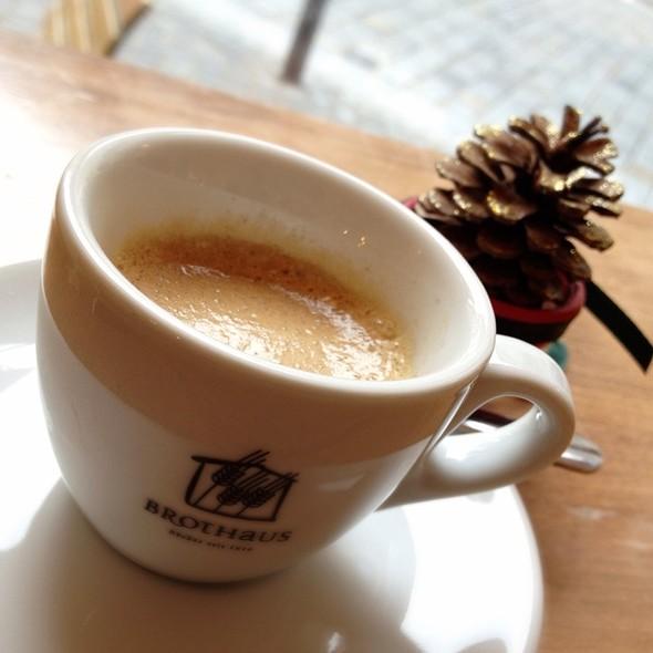 Espresso @ Brothaus GmbH & Co. KG