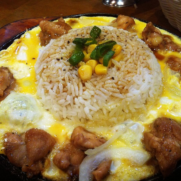 Oyako Pepper Rice @ The Sizzlin' Pepper Steak - Harbor Square, CCP Complex