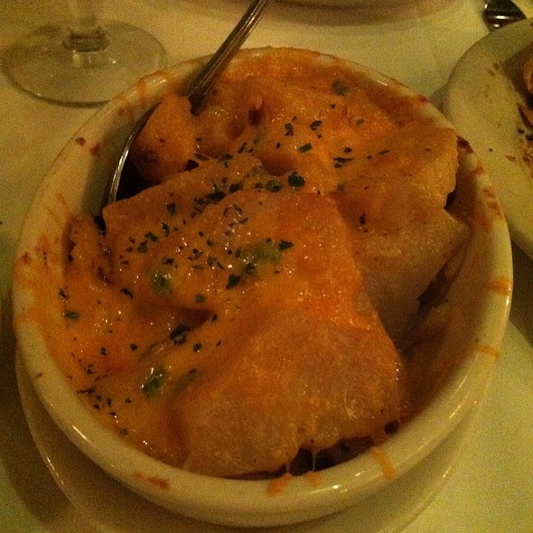 Twice Baked Scalloped Potatoes - Morton's The Steakhouse - Honolulu, Honolulu, HI