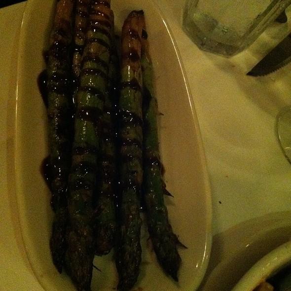 Grilled Asparagus - Morton's The Steakhouse - Honolulu, Honolulu, HI