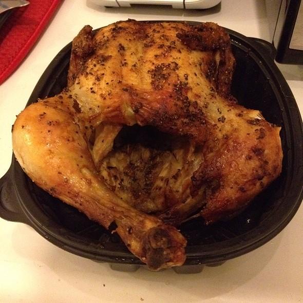 Rotisserie Chicken @ Haight Street Market