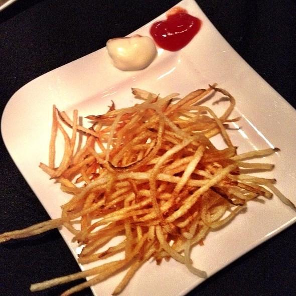 Truffle Parmesan Fries - The Tin Table, Seattle, WA