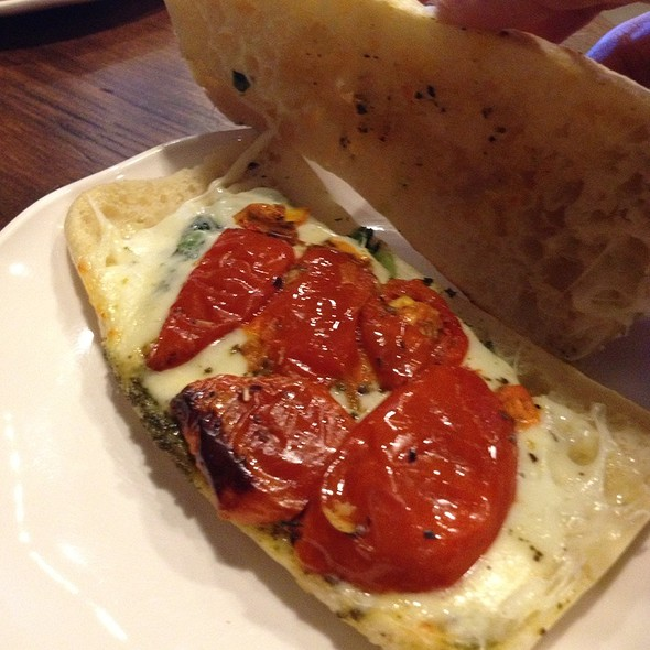 Roasted Tomato and Mozzarella Panini @ Starbucks