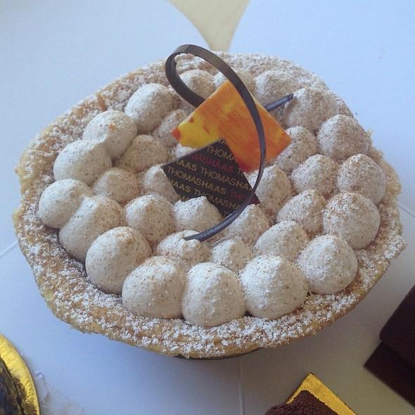 Pumpkin Pie @ Thomas Haas Patisserie