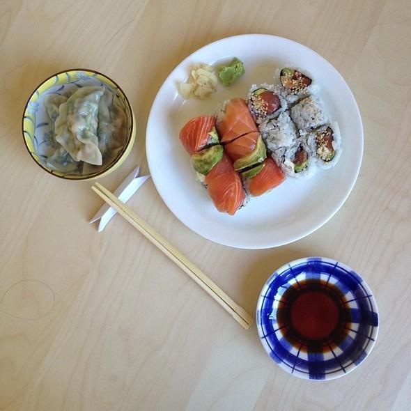 Assorted Sushi Rolls  @ Togo Sushi