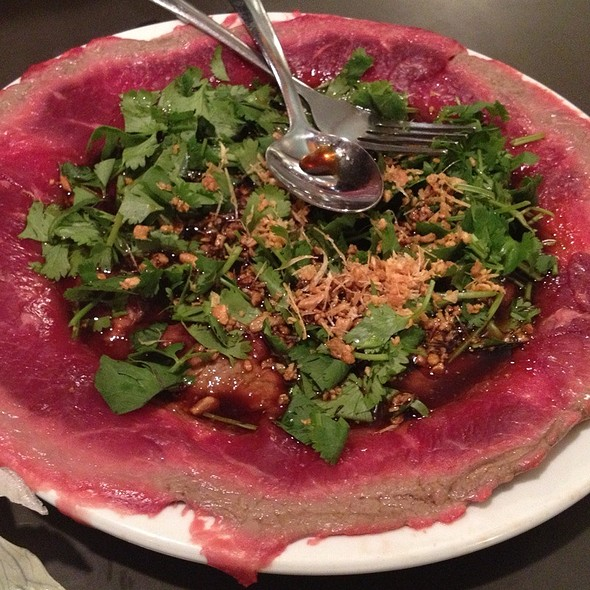 Butter Beef @ Phnom Penh Restaurant Ltd