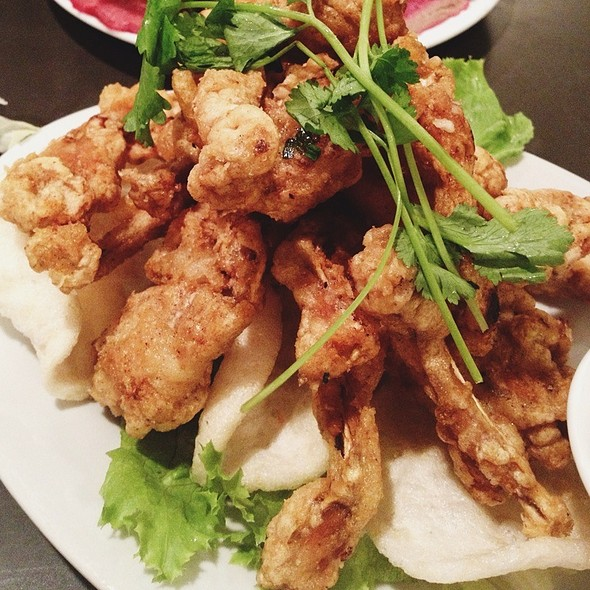 Deep Fried Frog Legs @ Phnom Penh Restaurant Ltd