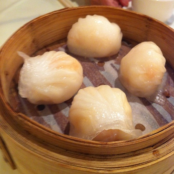 Steamed Shrimp Dumpling @ Lei Garden