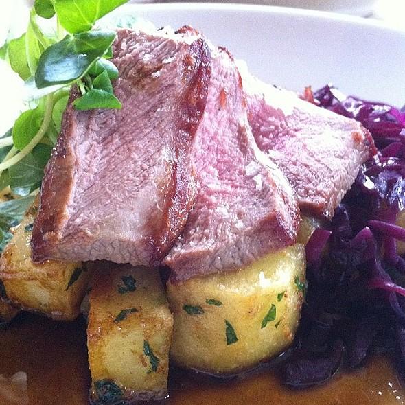 Lamb Loin @ Sussex Yeoman