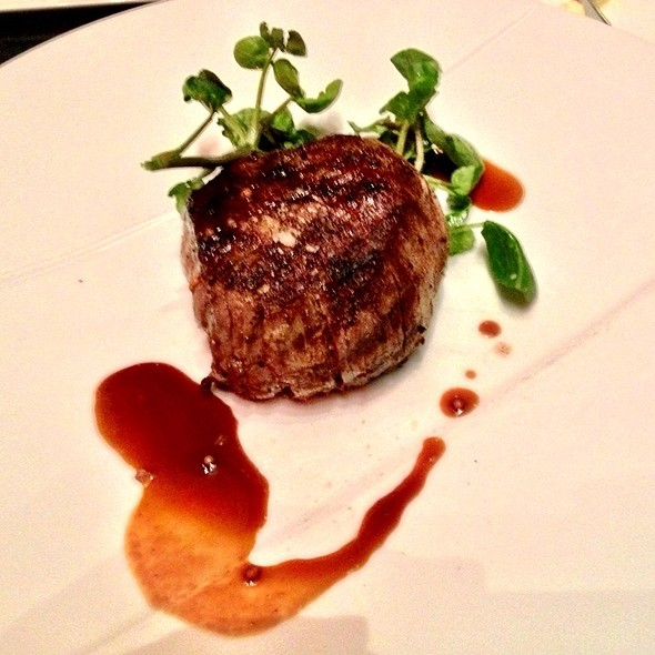 Filet - Gordon Ramsay Steak - Paris Las Vegas, Las Vegas, NV
