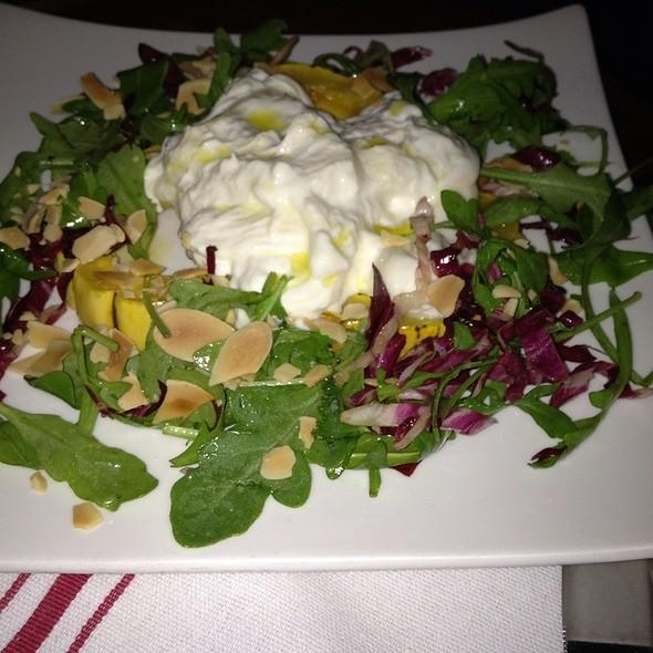 Burrata - Sojourn Restaurant, New York, NY