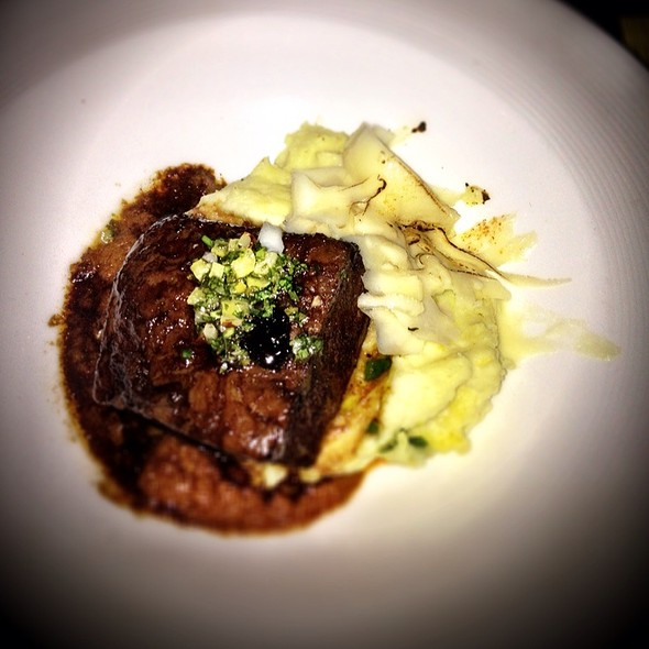 Latin Braised Short Ribs - Hot Tin Roof, Key West, FL