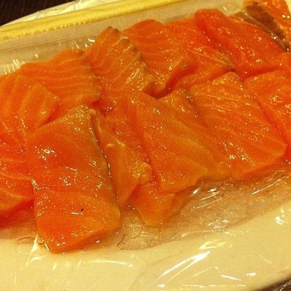 Fresh Salmon Sashimi @ Ocean Bay Seafood House
