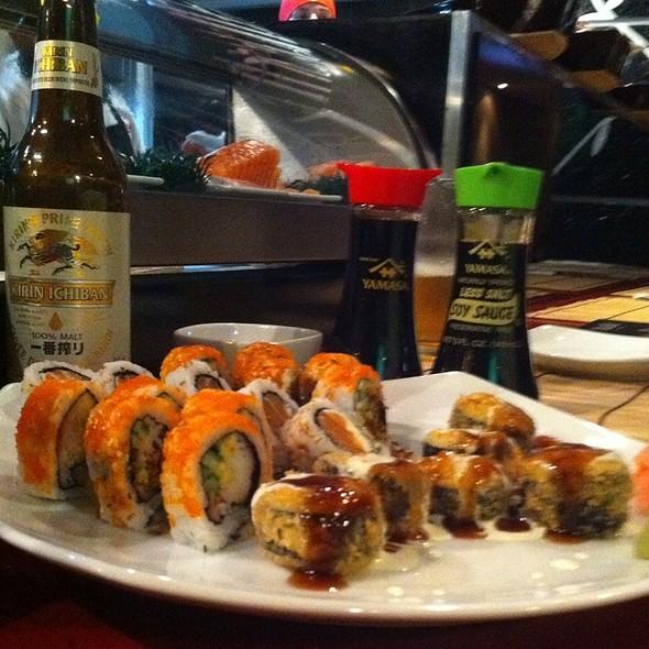 Variedad De Rolls @ Wasabi Sushi Lounge