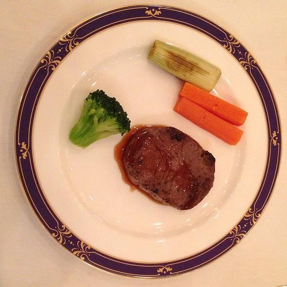 Beefsteak A La Japonaise @ Nara City, Nara Prefecture
