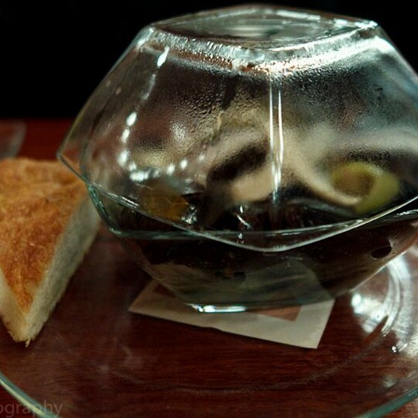 Steamed Mussels @ Serious Pie