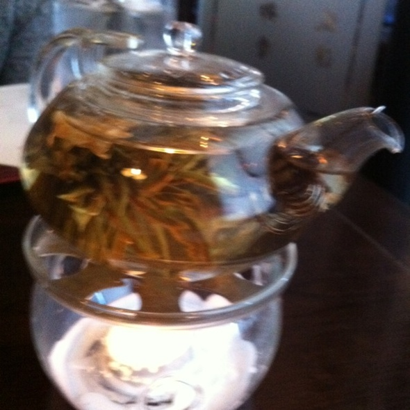 Blossing Tea @ Yao Fuzi