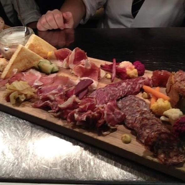 Charcuterie Board - Bourbon Steak - Four Seasons Washington DC, Washington, DC