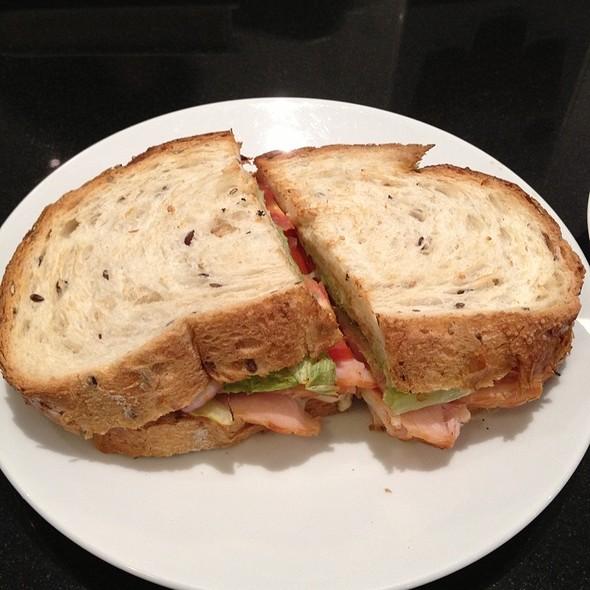 Smoked Turkey Sandwich @ Dean & Deluca (at Park Ventures)