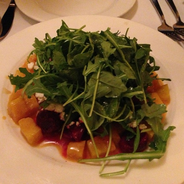 Beet Salad - Cafe Luxembourg, New York, NY