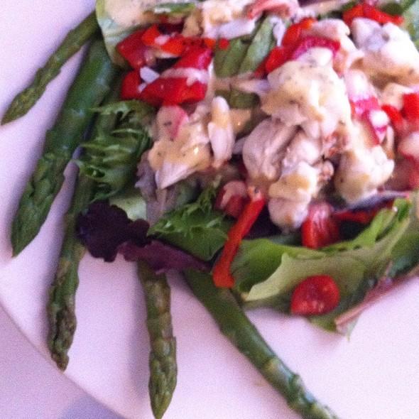 Jumbo Lump Crab Salad - The Italian Barrel, New Orleans, LA