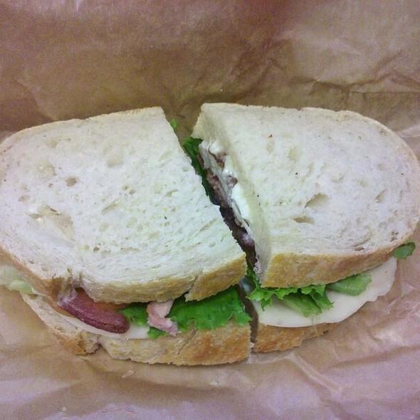 Dagwood Sandwich @ The Works Bakery Cafe