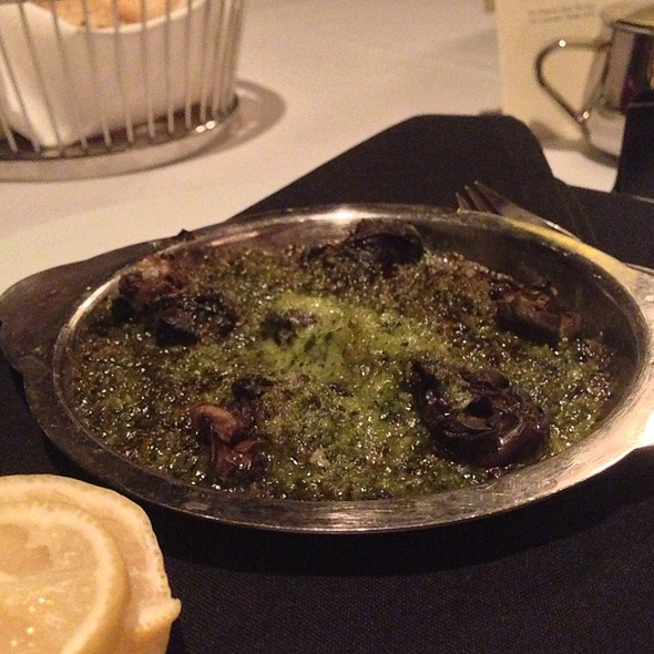 Escargot - Tower Club - Ft. Lauderdale - Club Corp, Fort Lauderdale, FL