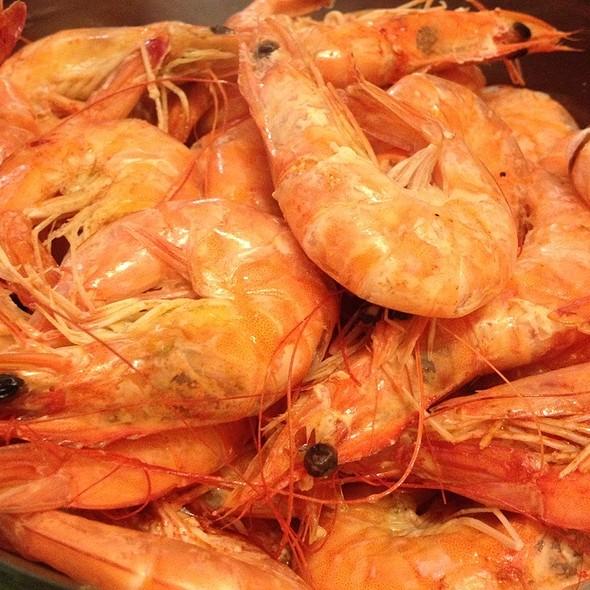 Shrimp @ Josh & Diana's Home